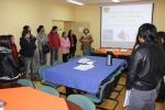 """Con jornada taller culminó iniciativa de colaboración intercarreras """"Abriendo Redes"""""""