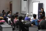 Facultades entregaron charlas vocacionales a estudiantes del Propedéutico del CTA-UDA